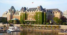 Intercâmbio em Victoria no Canadá #viagem #canada #viajar