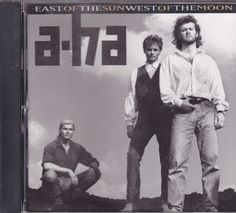 A-ha / East Of The Sun West Of The Moon / 1991 Warner Bros Records Near Mint CD #ElectroSynth