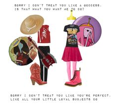 """""""I'm Just Your Problem"""" by helena-handbasket ❤ liked on Polyvore featuring MANGO, Hat Attack, ONLY, Forever 21, Quiz, Tuesday Night Band Practice and Dr. Martens"""