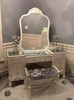 Vanity Set Jones Brothers Furniture Company. Visit Us On Facebook: Heirloom  Furniture Restoration By
