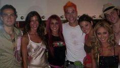 RBD y Sabrina #Rebelde