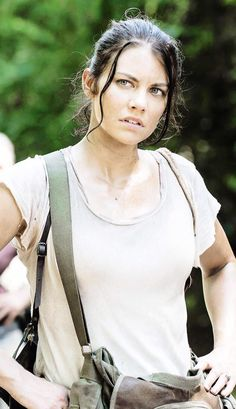 I love Maggie, can't wait until she's the leader of the Hilltop!