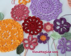 crochet a tutto colore