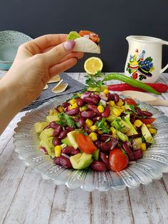 Tex Mex, Cobb Salad, Avocado, Vegetarian, Food, Pies, Diet, Lawyer, Essen