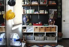 Marcus & Cooper's Vintage Military Room — Kids Room Tour | Apartment Therapy