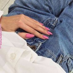 99 Gorgeous Almond Shaped Nails Colors Ideas To Try Asap