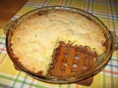 The 1950's Housewife: Aunt Ligita's Latvian Apple Cake