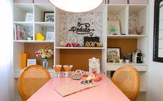 Veja galeria de fotos e inspire-se para transformar um cômodo da sua casa em home office - Decora - GNT