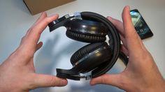 Беспроводные наушники - гарнитура bluetooth Bluedio T2