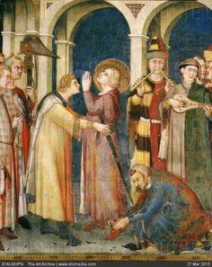 MARTINI, Simone : 1284-1344 : Italian  - stock photo
