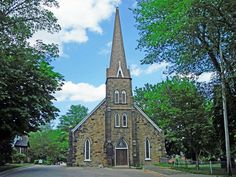 St George Church_Sydney_Cape Breton Island_Sydney's Oldest Building_1785 http://www.scoop.it/t/cape-breton-island-news-views