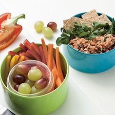 Salmon Salad Bento Lunch - EatingWell.com