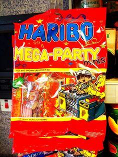 HARIBO MEGA-PARTY