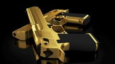 See related links to what you are looking for. Zombie Apocalypse Weapons, Desert Eagle, Firearms, Hand Guns, Deserts, Floor Plans, Gold, Punk Goth, Autos