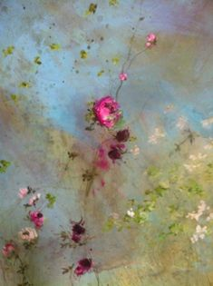 ilclanmariapia: Laurence Amelie 2 - My site Gouts Et Couleurs, Laurence Amelie, Arte Floral, Abstract Flowers, Pretty Art, Botanical Art, Beautiful Paintings, Love Art, Painting Inspiration