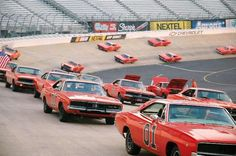 The Dukes of Hazzard's General Lee's Convention! :D