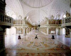 Biblioteca do Palacio e Convento de Mafra I, Portugal