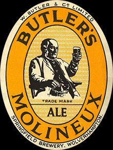 Molineux Beer 1949