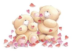 Hearts teddy bears and hearts ❤ ❤ ℋeartṧ ร kip t ◎ ℳƴ ℒℴʊ ❤ Tatty Teddy, Teddy Bear Quotes, Teddy Bear Pictures, Bear Pics, Hello Kitty Plush, Blue Nose Friends, Friends Image, Friend Friendship, Love Bear