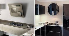 Cómo colocar una campana extractora - Cocinas con estilo