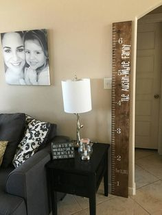 Personalized Growth Chart, Wooden Growth Chart, Height Chart, Wood Growth Chart Christmas Gift Thanksgiving decor  Children Kids Room Decor by paolabrownshop. Explore more products on http://paolabrownshop.etsy.com