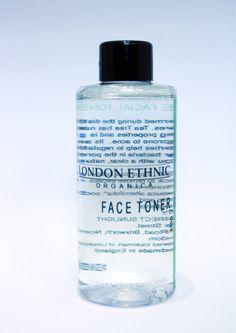 Facial pure floral water Toner