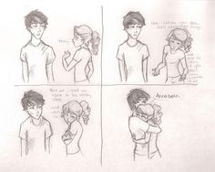 Remember when we were all waiting for the Percabeth reunion and fan art like this was everywhere...