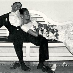 Barack and Michelle Obama on their wedding day, 1992