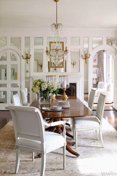 Antique Dining Room Furniture ~ dinning table