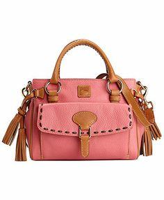 Dooney & Bourke Handbag, Dillen II Medium Pocket Satchel