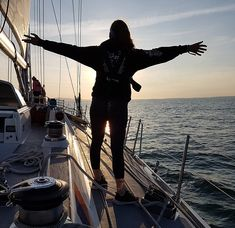 Home | Youngest Woman - Clipper Round the World