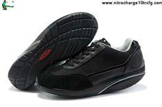 Low Price Women MBT Haraka Shoes Black Shoes Shop