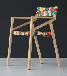 trouser suspenders wrap luca martorano + georg muehlamm's chair for outdoorz gallery