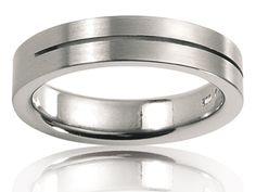 anneau Titane, Alliance de mariage Neptune 4,5, Titan Factory, 51214-001-000_56I