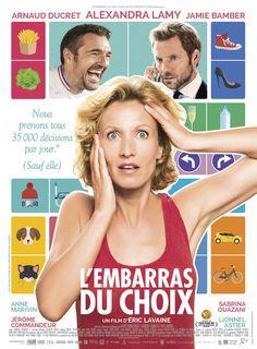 L'embarras du choix - Le making-of (coulisses) du film avec Alexandra Lamy, Arnaud Ducret #EmbarrasDuChoix #Cinema