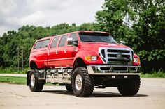 undefined F650 Trucks, Pickup Trucks, Ford Diesel, Diesel Trucks, Custom Trucks, Custom Cars, Customised Trucks, 6 Door Truck, Ford F650