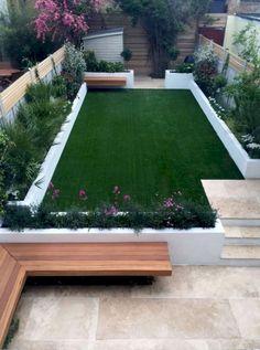 Nice 90 Gorgeous Small Backyard Landscaping Ideas https://homstuff.com/2018/05/03/90-gorgeous-small-backyard-landscaping-ideas/