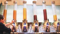 BeerVault Solves Sampling Problems For High-End Beer