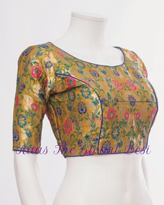 Blouse Designs: Blouse designs imagesAre you searching for the best blouse design images to get beautiful ideas that how to make different designs?So here we have tons of collections of blouse designs different types of patterns and. Simple Blouse Designs, Stylish Blouse Design, Blouse Neck Designs, Designer Kurtis, Cotton Saree Blouse Designs, Designer Blouse Patterns, Dress Patterns, Choli Designs, Blouse Models