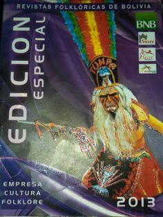 Revistas Folkloricas de Bolivia