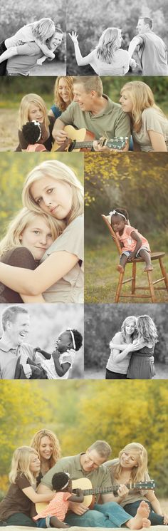 Pastel Photography - Family