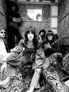 1960S Hippie Fashion | Vintage 1960s hippie clothing - Motorcycle Pictures - Grace Slick & Jefferson Airplane