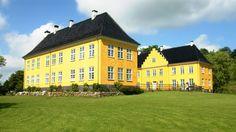 Lykkesholm Castle, Ørbæk, Fyn   #visitfyn #fairytalefyn #denmark http://www.visitfyn.dk/fyn/aktiviteter/slotte-og-herregarde-pa-fyn
