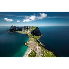 """Værøy, Norway 