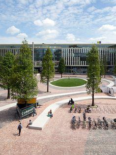 Hoekenrode_Square-Karres_en_Brands-06 « Landscape Architecture Works | Landezine
