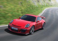 Porsche elige los neumáticos Dunlop Sport Maxx Race para el nuevo 911 GT3