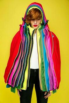 Ogni donna è millecolori, amateli tutti!   K-Way Claudette Padded Warm #donna solo su http://www.nanarossa.com/it/ #nanarossacom