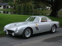 Ferrari 250 GT Zagato #ferrarivintagecars