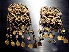 """Афганская выставка """"Золото Бактрии"""" Возлюбленный металл человечества – золото. Не..."""