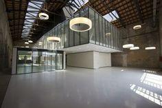 Project by Holguin Morales Hernandez - Recupero della tesa 105 Venezia Italia - Lampada d'illuminazione Bubble by Castaldi Lighting